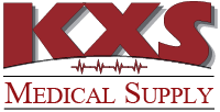 KXS Medical Supply Logo